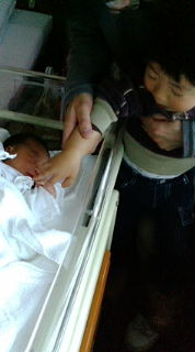 出産報告☆